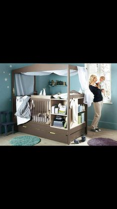 Awesome baby bed design