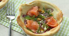 """750g vous propose la recette """"Tourte au saumon"""" notée 4/5 par 78 votants."""