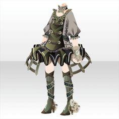 アストラルアルケミー|@games -アットゲームズ- Steampunk Clothing, Steampunk Outfits, Badass Drawings, Anime Poses Reference, Cocoppa Play, Model Outfits, Fashion Design Drawings, Anime Outfits, Costume Design