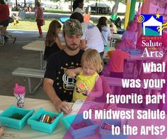 What was your favorite part of Midwest Salute to the Arts? #MidwestSalute