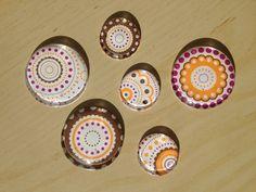 DIY magnets by Kathryn Anne