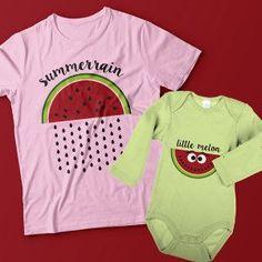 Plotter Freebie - Melone Silhouette Cameo, Silhouette Portrait, Graphic Sweatshirt, Sweatshirts, Freebies, Projects, Kids, Design, Vinyls
