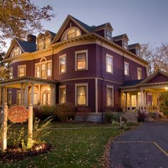B&Bs and Inns for Leaf Peeping — Best Bed and Breakfast for Fall