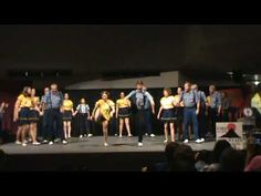 Fire on the Mountain Cloggers at Folklife - YouTube
