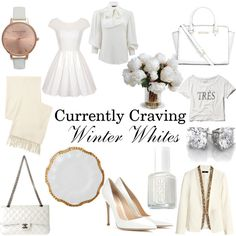 Dressing Dallas: Currently Craving: Winter Whites