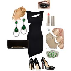 LBD, created by kathryn-richardson on Polyvore