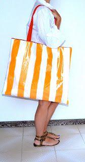Wonderland: Una borsa dai colori dell'oro