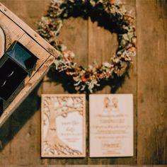 Einladung, Fotobuch oder ein Buch aus Holz mit einer bestimmten Wunschgravur - bei uns ist alles möglich! Pictures, Invitations, Timber Wood, Gifts