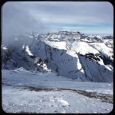 Pretty cloudy day  #soultravels #outdoorgirl #adventuregirl #mindful #skithealps #winterwonderland