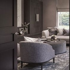 Reading room at the Wentworth project | SophiePatersonInteriors