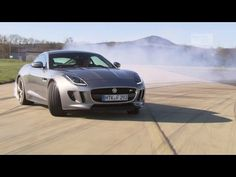 Jaguar F-Type R: Britisches Overstatement - Fast Lap | auto motor und sport - YouTube