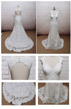 Hey, I found this really awesome Etsy listing at https://www.etsy.com/listing/188804899/weddinggown-vintage-lace-wedding-dress