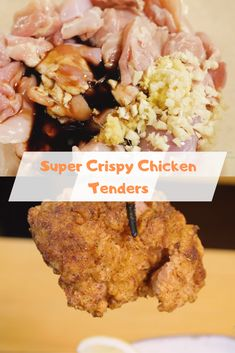 Best Anytime Fried Chicken Recipe Favorite Healthy Recipes.    #chicken #food #recipes #friedchicken Fried Chicken Recipe Without Buttermilk, Famous Recipe Chicken, Great Chicken Recipes, Chinese Chicken Recipes, Fried Chicken Recipes, Meat Recipes, Healthy Recipes, Healthy Stuffed Chicken, Healthy Fried Chicken