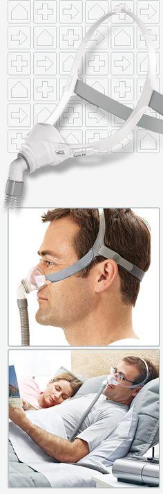 Swift™ FX Nano CPAP Mask