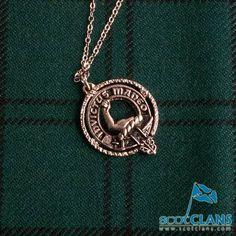Clan Crest Pendant |
