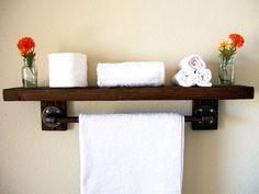 1098 best staggered floating shelves bathroom images floating rh pinterest com