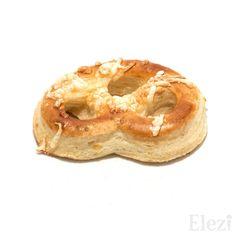 S�rov� pracl�ky s posypkou syr- Cukr�ren Elezi Bratislava | poctiv� zmrzlina, torty, z�kusky, slan�, k�va, burger Bratislava, Bagel, Bread, Brot, Baking, Breads, Buns