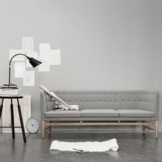 &TRADITION MAYOR SOFA-AJ5 - Eclectic Cool  - 1