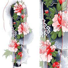 ⚔️ Design i started today ⚔️ #japanesetattoo #japanesetattooart #irezumicollective #tattooistartmag #inkedmag #skinart_mag #tf_mag…