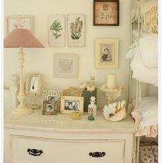 Vintage bedroom from smartsliving.com