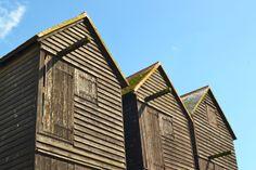 Hastings net huts