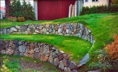 Murar och trappor - JANRIK & CO AB