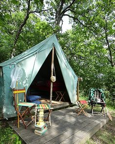 I want to go to Camp Wandawega