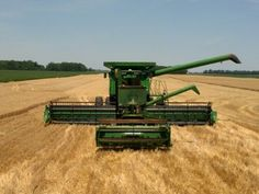 55 Years of Agricultural Evolution in John Deere Combines.  This is amazing...certainly worth the time!