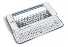 Mobiletto iPhone 5 Bluetooth Keyboard Case