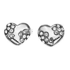 Σκουλαρίκια Καρδιές από ορείχαλκο της Guess  32€  http://www.kosmima.gr/product_info.php?manufacturers_id=32_id=15018