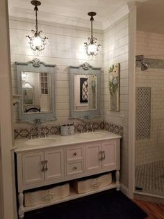 Bathroom remodel master - 38 awesome master bathroom remodel ideas on a budget 15 Contemporary Bathroom Faucets, Modern Bathroom, Master Bathroom, Small Bathrooms, White Bathroom, Zebra Bathroom, Elegant Bathroom Decor, Paris Bathroom, Bathroom Bath