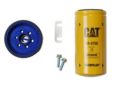 Sinister Diesel Cat Fuel Filter Adaptor for GM Duramax 2001-2015