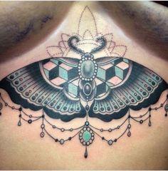 a57bb660617b1e4899206ab54bf11274--moth-tattoo-underboob-tattoo.jpg (736×749)