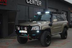 "NISSAN PATROL GR ""Hunter"" By Extrem 4x4 Europe - Rally 4x4 noticias eventos foros todoterreno videos fotos dakar"
