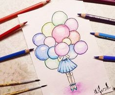 Ideas For Drawing Ideas Doodles Sketchbooks Inspiration Art Drawings Sketches, Doodle Drawings, Easy Drawings, Doodle Art, Pencil Drawings, Colorful Drawings, Art Sketchbook, Pencil Art, Drawing Tutorials