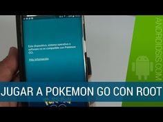 Cómo jugar a Pokemon Go desde un Android con Root - http://www.androidsis.com/jugar-pokemon-go-desde-android-root/