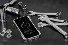 CLEAVE PREMIUM ALUMINUM BUMPER ZERO for iPhone 5s/5