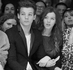 Elounor, the cutest couple ever! Cutest Couple Ever, Best Couple, Perfect Boy, Perfect Couple, This Is Love, Love Her, Louis Girlfriend, Alex And Sierra, Louis And Eleanor