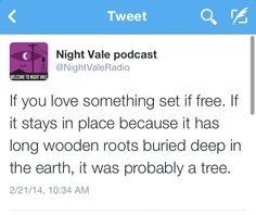 NightVale Tweets