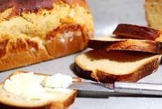 DSC_1984 Banana Cream, Bread Baking, Baked Potato, French Toast, Bakery, Goodies, Food And Drink, Snacks, Healthy