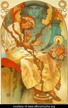 The Slav Epic, 1928 - Alphonse Maria Mucha - www.alfonsmucha.org