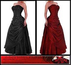 abito elegante cerimonia donna 40 42 nero bordeaux wedding dress bridesmaid 8 10