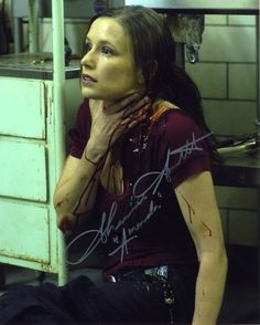 Photo of Saw III for fans of Shawnee Smith 30794861 Ghost Movies, Scary Movies, Awesome Movies, Female Actresses, Hot Actresses, Jigsaw Movie, Saw Iii, Saw Series, Shawnee Smith
