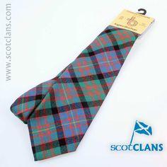 Cameron Erracht Ancient Tartan Tie. Free Worldwide Shipping Available