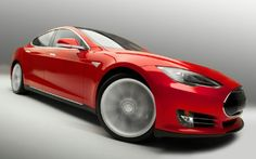 Tesla Model S 2013 car of the year