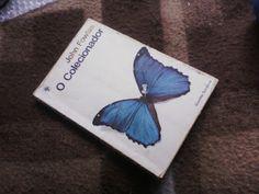 Canto da =)Domino(=: Livro: O Colecionador - John Fowles