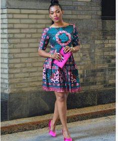 40a4e518b0857 Fashion Styles African Print Clothing, African Print Dresses, African  Fashion Dresses, African Print