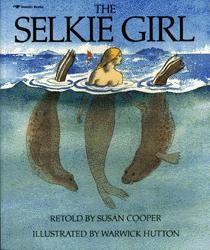 The Selkie Girl retold by Susan Cooper Goddess Of The Sea, Mermaid Fairy, Tarot, Mermaids And Mermen, Merfolk, Mythological Creatures, Book Girl, Children's Book Illustration, Character Design Inspiration