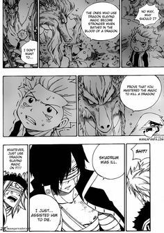 Fairy Tail 329 - Page 11