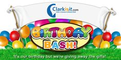 CII Birthday Bash Birthday Bash, Happy Birthday, Giving, Places, Gifts, House, Ideas, Happy Brithday, Presents